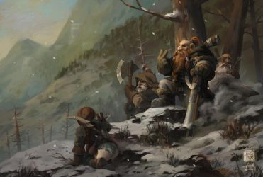 Game of the Hunters by 6kart