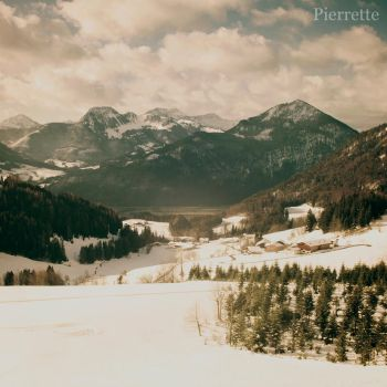 In The End by Pierrette