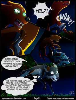 Fallen World - Page 11 - Determination by EpicSaveRoom