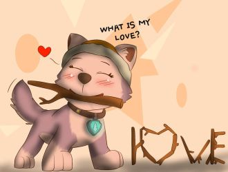 What Is My Love? by AO-2-NICK