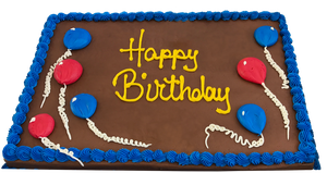 Happy Birthday Cake Stock IMG 3571 by WDWParksGal-Stock