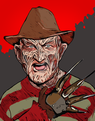 Freddy Krueger by PsycoJimi
