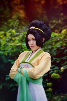 Toph Bei Fong - Avatar The Last Airbender by TophWei