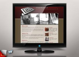 Montana Interiors website by Infoworks