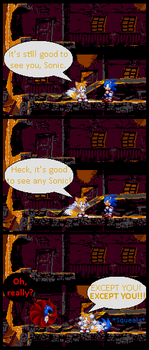 Any Sonic by EXEcutor-The-Bat