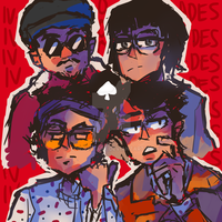 IV of Spades by TonzuStark