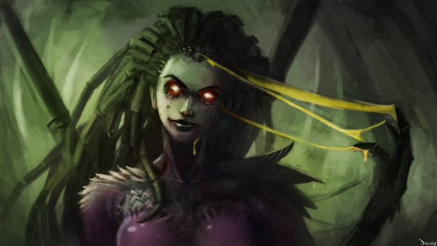 Infested Kerrigan by ili104