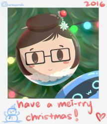 Mei-rry Christmas!! by idyllicisabel