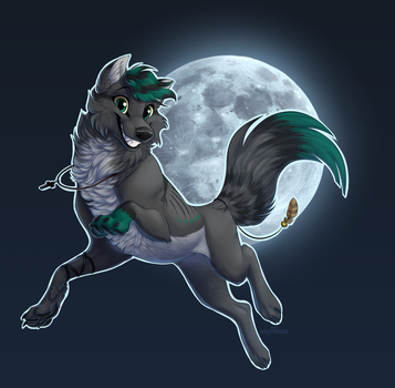 Wolf Kai by Nightrizer