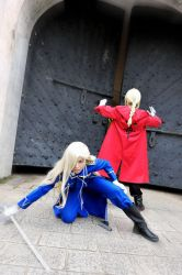 FMA -The Red and The Blue- by shuui