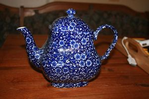 Blue Teapot by Skitsofrenika-Stock