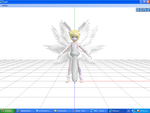 Wip: Lucemon by Gale-Kun
