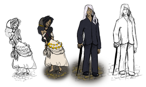Tess and Aric Designs by Erua