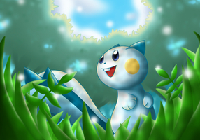 :Shades of Dawn: Pachirisu