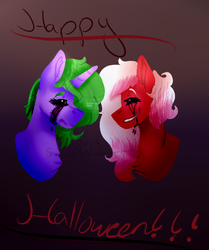 Happy Hallowee CE! by SnowflakeCrystalYT