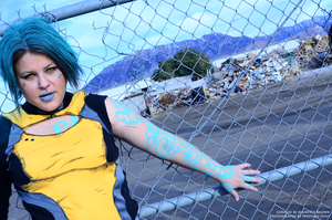 Borderlands 2 Maya Cosplay - Silence by sugarpoultry