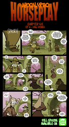 Apocalyptic Horseplay - CH6 Ep6 by Boredman