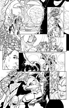 Sample Page - Fantasy by Pencil1