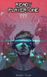 Ready Player One Alternative Cover by Shaose