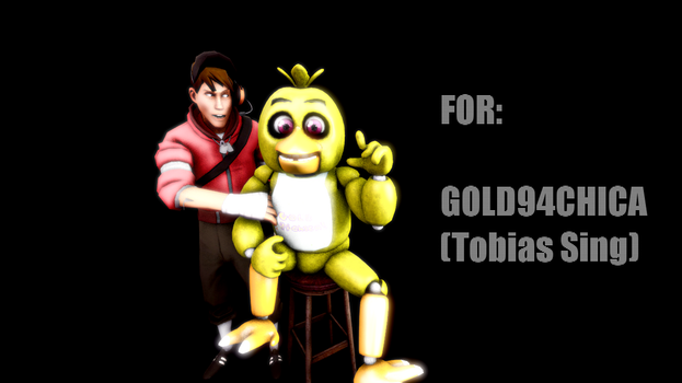 To Gold94Chica by Jimbocius