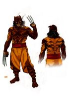 Project Rooftop Wolverine by 2depaus