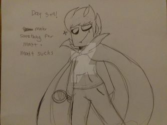 eddtober day 3 and 4 by yamamudkips