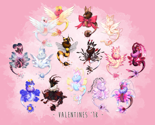 Snoths: Valentines '18 (CLOSED) by cepphiro
