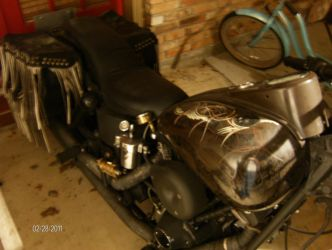 Some picture of a Motorcycle 5 by TheRandomGuy