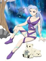 Snow Queen by WolfGoddess-77