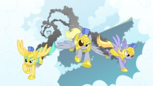 Aerial Dominance by Equestria-Prevails