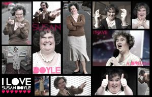 Susan Boyle is a Goddess by FR0NC