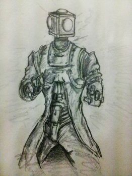 Jack the Diver by xXdrawingguyXx
