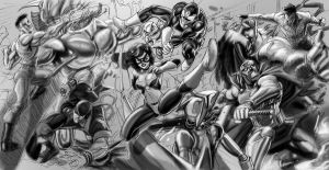 BK pages WIP part2 by gammaknight