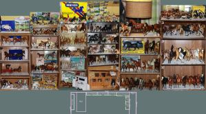 My Breyer Collection 10-26-11 by Lovely-DreamCatcher
