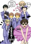 ouran host club doodle by alexielart