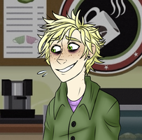 Tweek Tweak by SkullPuppies