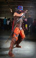 Prince Of Persia 2008 Cosplay -  Ready To Fight by 6Silver9