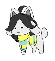 Temmie by Paradox-Shifter