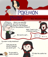Pokemon Rwby 1 New journey by HaxGodJet