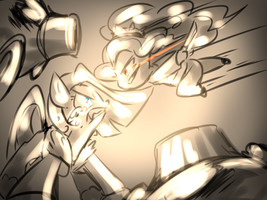 Get Pinked On (old sketch) by thegreatrouge