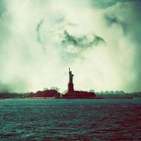 statue of liberty' by inbrainstorm