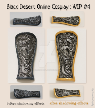 Black Desert Online Cosplay : WIP #4 by DrawMeaCosplay