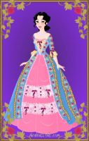 Nancy's Ballgown by LadyAquanine73551