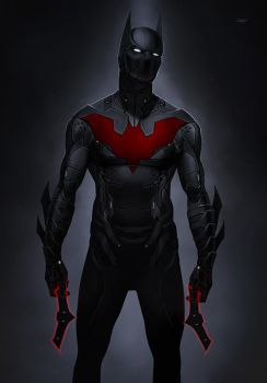 -- Batman Beyond 2.0 -- by yvanquinet