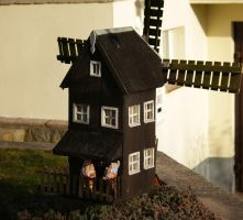 Mini Windmill by LoveForDetails