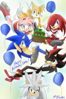 HappybdaySonic by RulErofsonic