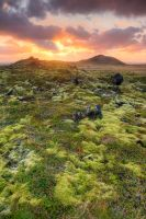 Snaefellsnes Sunset 2 by cwaddell