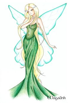 Venus :The Queen of Fairies: by MrsMagalink