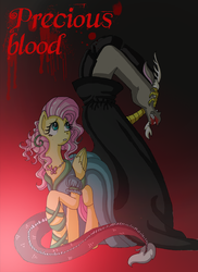Precious Blood (fanfiction fanart) by IduChan