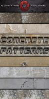 Concrete Patterns by Pickled-Jester-Inc